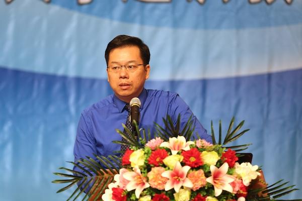 玉林师范学院校长贺祖斌教授分析《中国民办大学办学质量评价研究报