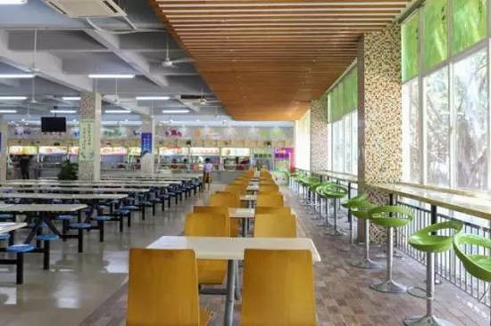"""有一种食堂叫""""我们家的网红食堂""""-三亚学院图片"""